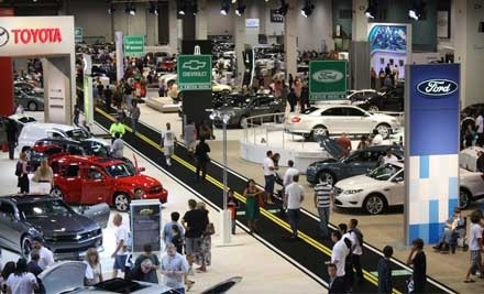 Pennsylvania Auto Show in Harrisburg Pennsylvania