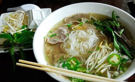 $20 Groupon to Bobo Noodle House - Bobo Noodle House in St. Louis