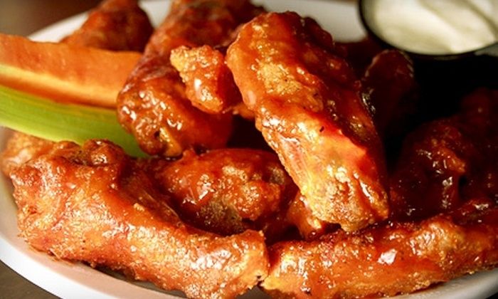 The Stadium Grill & Bar  - West Des Moines: $10 for $20 Worth of Pub Fare and Drinks at The Stadium Grill & Bar
