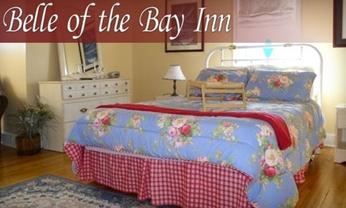 Belle of the Bay Inn - St. John's: $59 for a One-Night Stay Plus $10 Toward Breakfast for Two at Belle of the Bay Inn on Bell Island (Up to $145 Value)