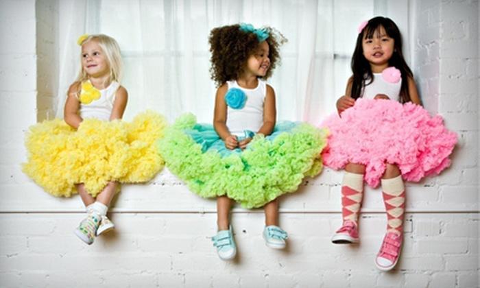 DreamSpun - Forest Hills: Girls' Apparel at DreamSpun