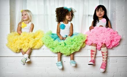 $30 Groupon for Children's Apparel - DreamSpun in Ada