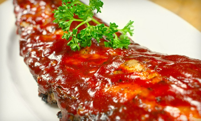 Chic-n-Ribs by Miles - Farmington: $8 for $16 Worth of Barbecue Fare at Chic-N-Ribs by Miles in Farmington Hills
