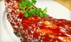 $8 for Barbecue Fare at Chic-N-Ribs by Miles in Farmington Hills