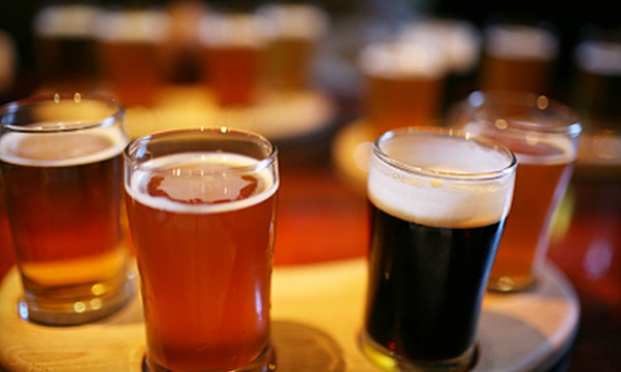 Bookies Bar & Grille - Detroit: Pub Fare and Drinks at Bookies Bar & Grille. Two Options Available.