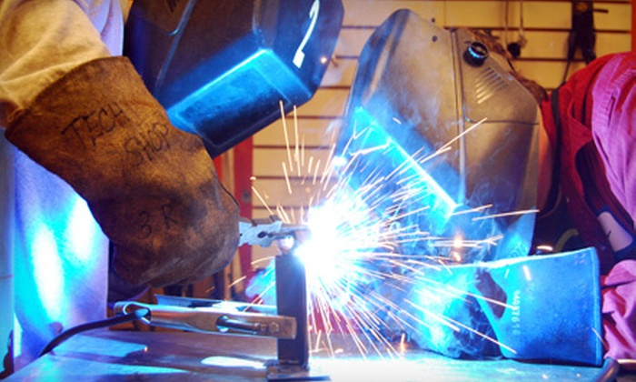 TechShop - Multiple Locations: $95 for a One-Month Membership and One Class at TechShop