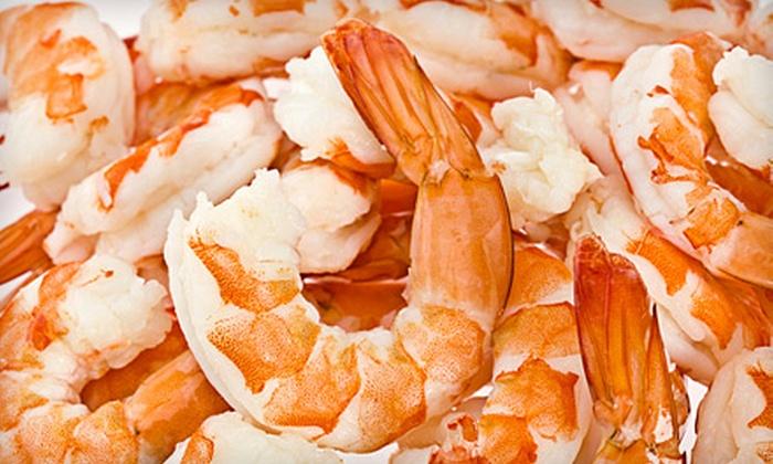 Big Shrimp'n - Bayview Acres: Shrimp-Fest Eats at the 2011 Big Shrimp'n on Thursday, November 3 at Alhambra Hall in Mount Pleasant (Up to 53% Off)