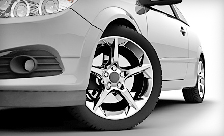 A Complete Tire Balance and Rotation (a $69.95 value) - Courtesy Chrysler Jeep Dodge in Tampa