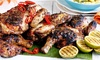 Jerk Shack - Putney: Six-Course Caribbean Tasting Menu with a Bottle of Wine for Two or Four at Jerk Shack (Up to 53% Off)