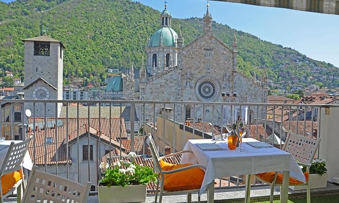 Pranzo Vista Duomo Con Vino Loft Como Groupon
