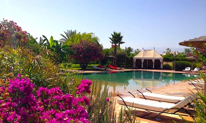 Sejour De Prestige Avec Vue Sur L Atlas Pres De Marrakech Groupon