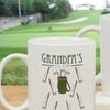 Personalized Golf Club Mug (Up to 56% Off)