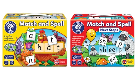 Orchard Toys Educational Games