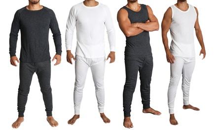 From $19.95 for Men's Merino Wool Thermal Underwear