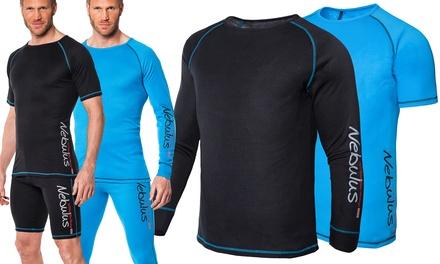 Camisetas de manga larga, ropa interior o pantalones térmicos Nebulus para hombre desde 12,90 € (hasta 72% de descuento)