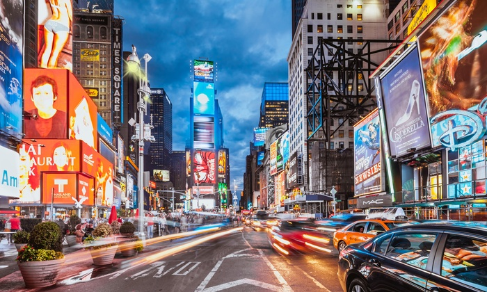 4-Star Boutique Hotel in Times Square