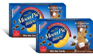Moon Pie Bites Candy Treats (2-Pack)