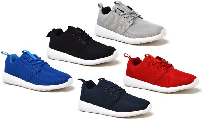 Socal Women's Hydro-Mesh Memory-Foam Running Shoes