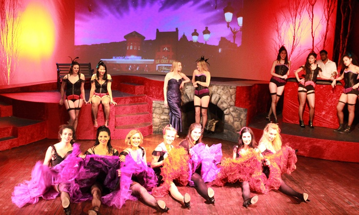 """""""A Night at the Black Cat Cabaret"""" at 8 p.m. on September 10"""