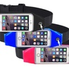 Running Belt with Smartphone Touchscreen Window