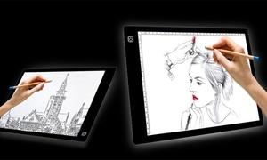 Tablette dessin A4 LED