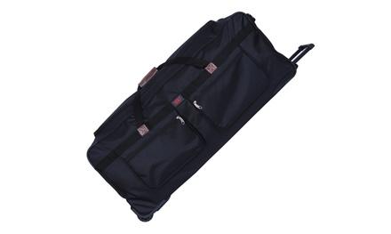 Hero Morvan Large Black Travel Bag