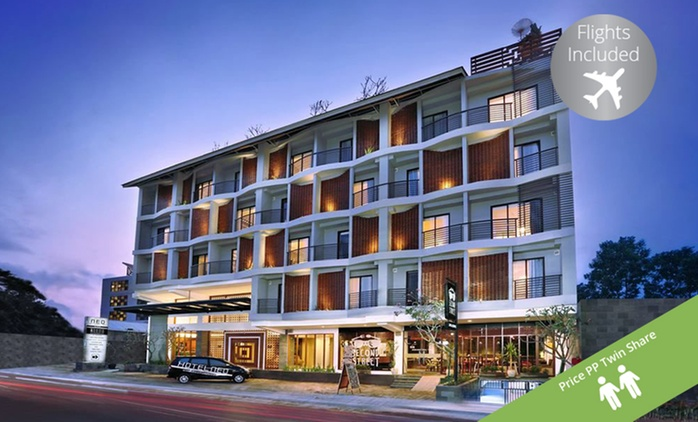 Bali Seminyak: From $479 Per Person for a Five-Night Getaway + Flights and Breakfast at Neo Hotel Seminyak - Petitenget