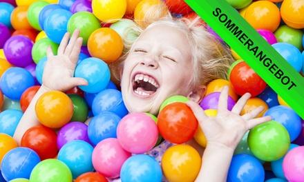 Tageseintritt für 1 Erwachsenen mit 1 Kind oder mit 2 Kindern für das Ritterland (bis zu 43% sparen*)