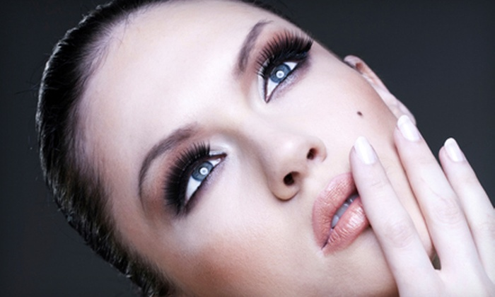 Mona Lisa's Permanent Makeup - Hamilton: Permanent-Makeup Services at Mona Lisa's Permanent Makeup in Hamilton (Up to 74% Off). Three Options Available.