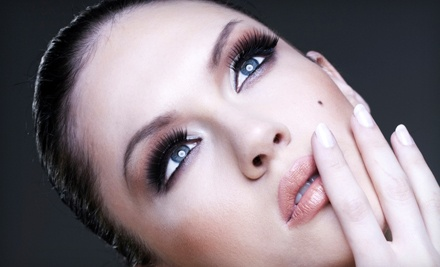 Your Choice of Top or Bottom Eyeliner Application or a Lipliner Application (a $375 value) - Mona Lisas Permanent Makeup in Hamilton