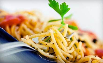 Dinner for Two, Valid Sun.Fri. - Al Dente Italian Trattoria in Harrison