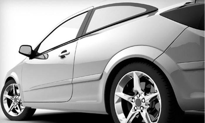 Detail Masters - St. Albert: $30 for an Auto-Detailing Package at Detail Masters in St. Albert ($74.99 Value)