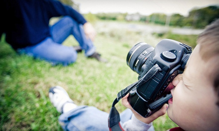 Jason Domingues Photography - River Market: $45 for a Two-Hour SLR/DSLR Photography Class or a Photo Walk from Jason Domingues Photography ($100 Value)
