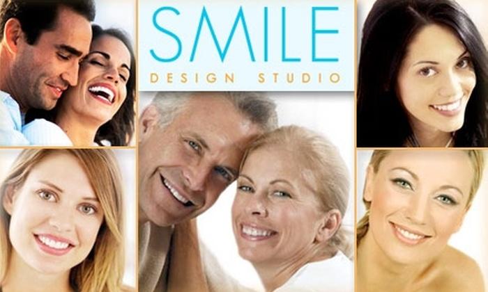 Smile Design Studio - Bethesda: $50 for Dental Exam, X-Rays, and Cleaning at Smile Design Studio ($421 Value)