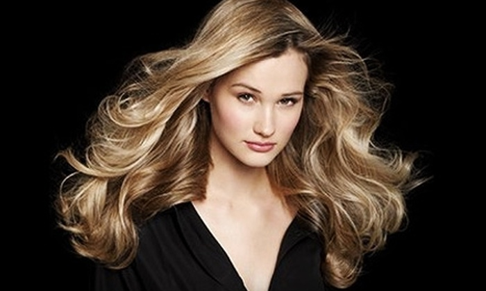 Red Market Salon - Bal Harbour: $80 for a Haircut and Furterer Mask Treatment at Red Market Salon in Bal Harbour
