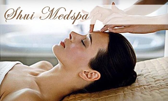 Shui Medspa - Flushing: $49 for Skin Analysis and a Facial at Shui Medspa in Flushing