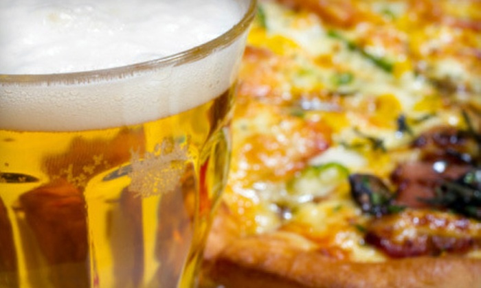 BC's Pizza & Beer  - Fresno: $10 for $20 Worth of Pizza-Parlor Fare and Drinks at BC's Pizza and Beer in Clovis