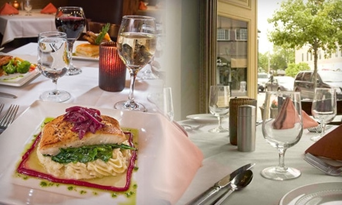 City Kitchen - Downtown Grosse Pointe: $20 for $40 Worth of Upscale American Fare and Drinks at City Kitchen Restaurant & Bar