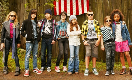 $40 Groupon to 77kids by American Eagle - 77kids by American Eagle in Burlington