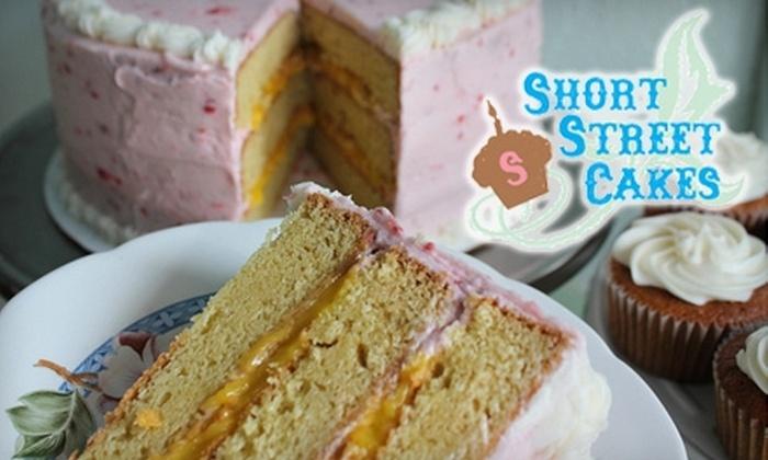 Short Street Cakes - Asheville: $10 for $20 Worth of Baked Goods at Short Street Cakes