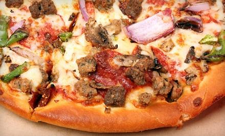 Pizza Dinner for 2 - Empire Pizza & Pub in Tucson