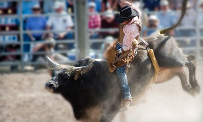 One Ticket to West Palm Beach Rodeo's Rodeo Crashes with Fashion (Up to 60% Off). Seven Options Available.