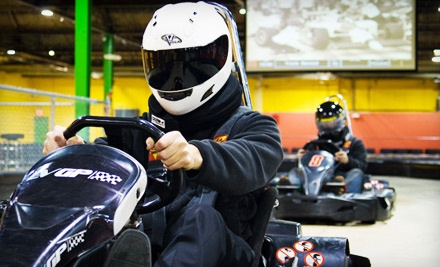 $40 Groupon for Go-Karting at Lehigh Valley Grand Prix - Lehigh Valley Grand Prix in Allentown
