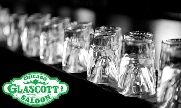 Glascott's Saloon - Lincoln Park: $10 for $20 Worth of Drinks at Glascott's Saloon in Lincoln Park