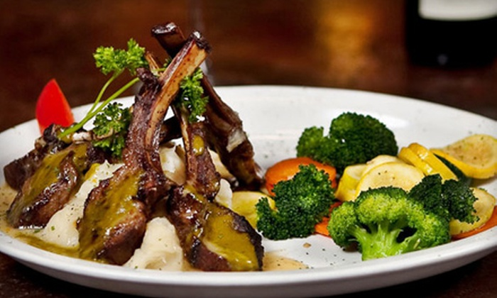 Rocco's Grill - Lakeway: $25 for $50 Worth of Italian Cuisine at Rocco's Grill in Lakeway