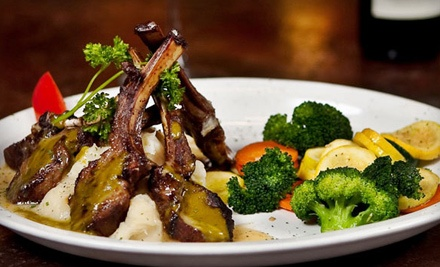 $50 Groupon to Rocco's Grill - Rocco's Grill in Lakeway