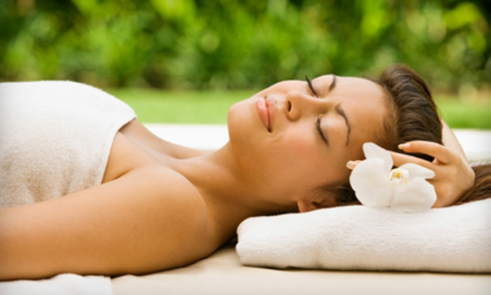 Flaming June Day Spa - Grandview-Woodland: $49 for a Lavender-Mango Butter Body Wrap at Flaming June Day Spa (Up to $100 Value)