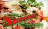 Mamma Susanna's Ristorante Italiano - Central Sacramento: $7 for $15 Worth of Lunch or $12 for $25 Worth of Dinner at Mamma Susanna's Ristorante Italiano.