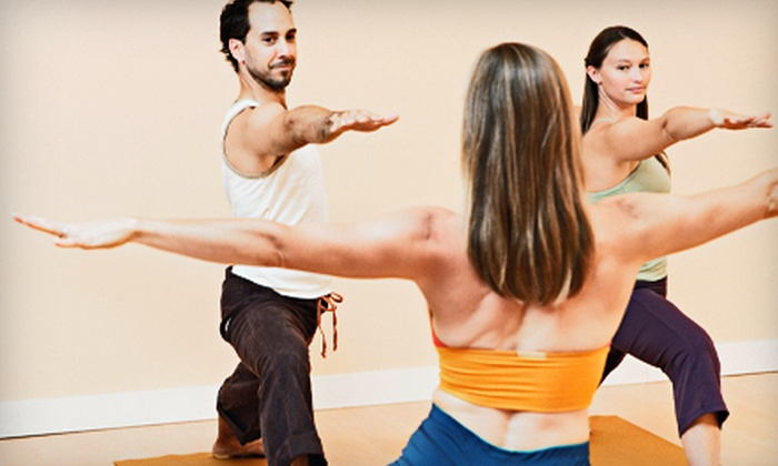 The Dharma Connection - Providence: 10 or 15 Yoga or Pilates Classes at The Dharma Connection in Sandwich (Up to 64% Off)