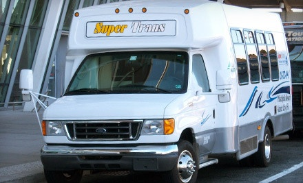 One-Way Shuttle Service From Philadelphia to JFK or Newark Airports (a $60 value) - Super Trans in